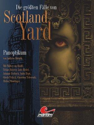 cover image of Die größten Fälle von Scotland Yard, Folge 12