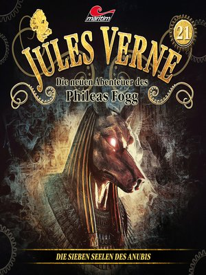 cover image of Jules Verne, Die neuen Abenteuer des Phileas Fogg, Folge 21
