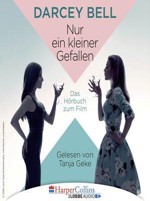 cover image of A Simple Favor--Nur ein kleiner Gefallen