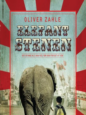 cover image of Elefantstenen