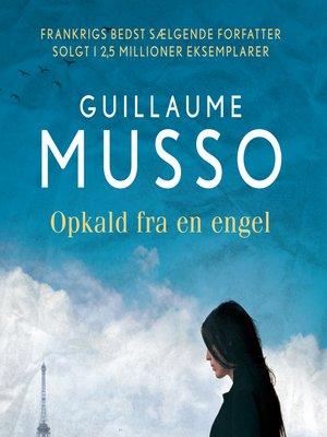 cover image of Opkald fra en engel