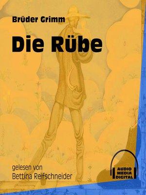 cover image of Die Rübe