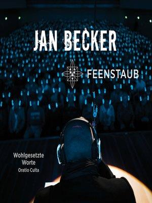 cover image of Feenstaub--Wohlgesetzte Worte--Oratio Culta
