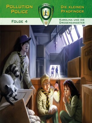 cover image of Pollution Police, Folge 4