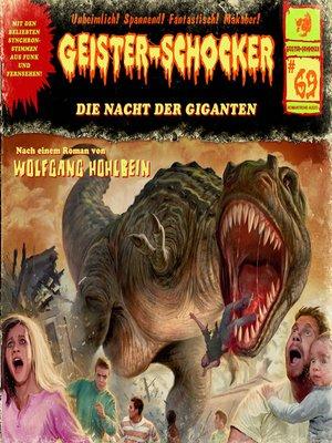 cover image of Geister-Schocker, Folge 69