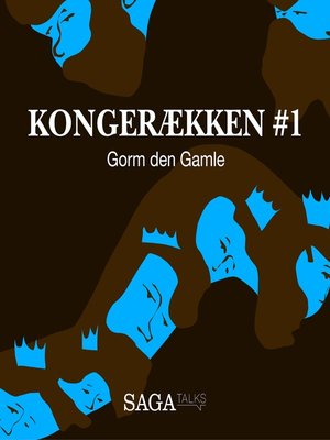 cover image of Gorm Den Gamle--Kongerækken 1