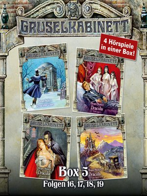 cover image of Gruselkabinett, Box 5