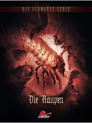 cover image of Die schwarze Serie, Folge 12