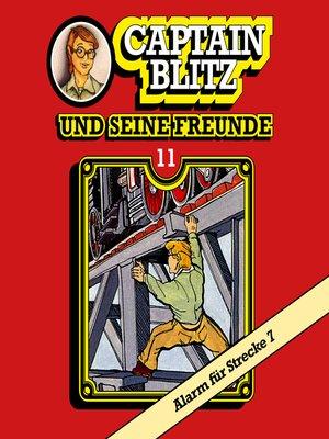 cover image of Captain Blitz und seine Freunde, Folge 11
