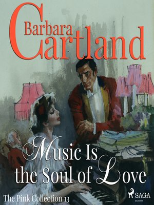 cover image of Music Is the Soul of Love--The Pink Collection 13