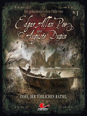 cover image of Edgar Allan Poe & Auguste Dupin, Folge 1
