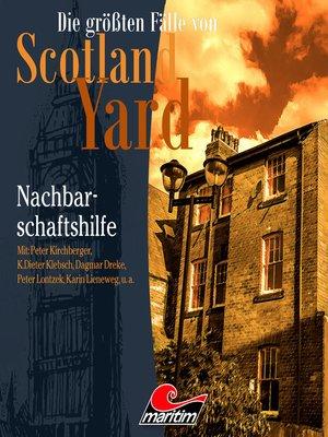 cover image of Die größten Fälle von Scotland Yard, Folge 32