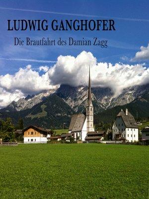 cover image of Die Brautfahrt des Damian Zagg