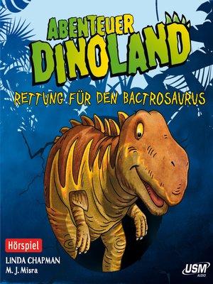 cover image of Abenteuer Dinoland, Teil 2