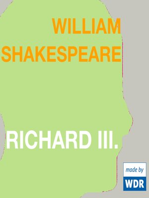 cover image of Richard III.