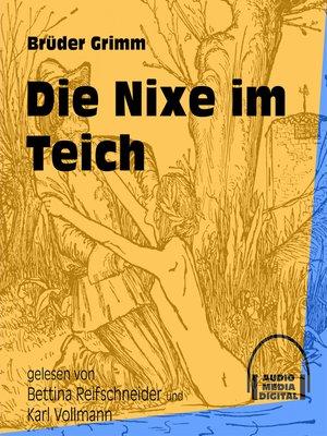 cover image of Die Nixe im Teich