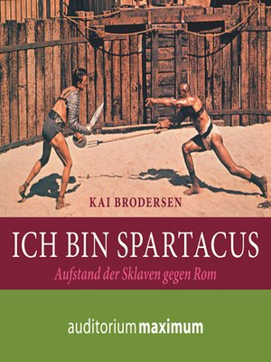 cover image of Ich bin Spartacus