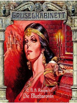 cover image of Gruselkabinett, Folge 14