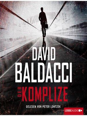 cover image of Der Komplize