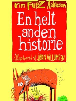cover image of En helt anden historie