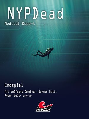 cover image of NYPDead--Medical Report, Folge 7