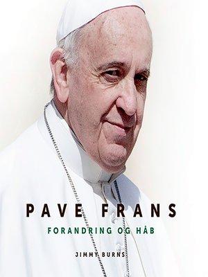 cover image of Pave Frans--Forandring og håb