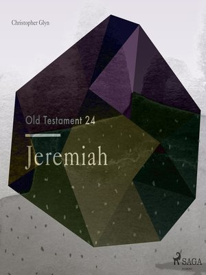 cover image of Jeremiah--The Old Testament 24