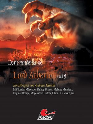 cover image of Der wundersame Lord Atherton, Der wundersame Lord Atherton, Teil 5