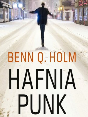 cover image of Hafnia punk