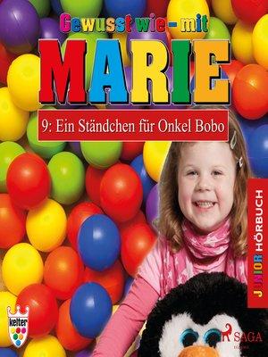 cover image of Gewusst wie--mit Marie, 9