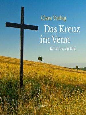 cover image of Das Kreuz im Venn
