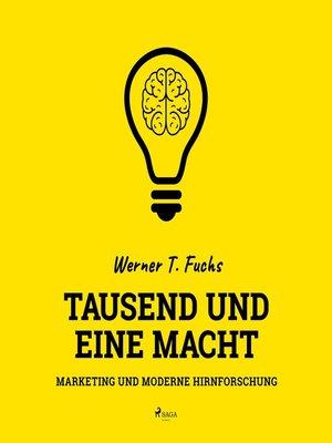 cover image of Tausend und eine Macht