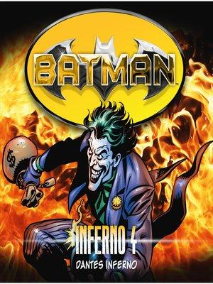 cover image of Batman, Inferno, Folge 4