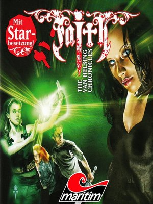 cover image of Faith--The Van Helsing Chronicles, Folge 5
