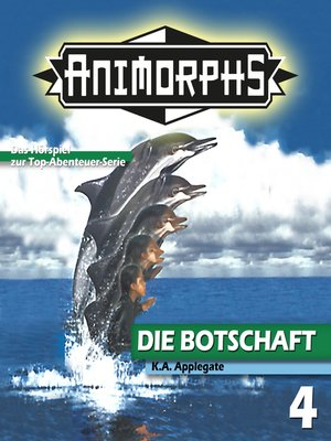 cover image of Animorphs, Folge 4