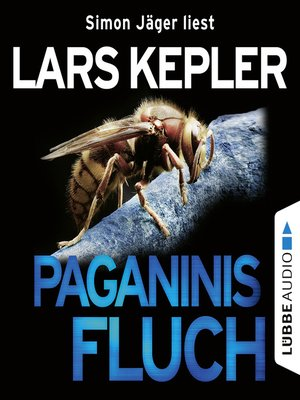 cover image of Paganinis Fluch
