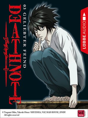 cover image of Death Note, Folge 3