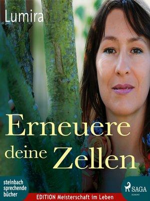 cover image of Erneuere deine Zellen