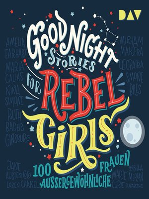 cover image of Good Night Stories for Rebel Girls, Band