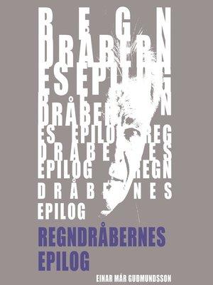 cover image of Reykjavik-trilogien, bind 3
