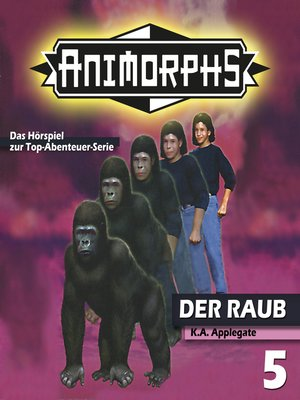 cover image of Animorphs, Folge 5