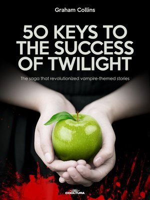 cover image of 50 Keys to the Success of Twilight