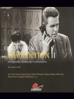 cover image of Edgar Wallace--Filmedition, Folge 5