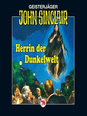 cover image of John Sinclair, Folge 76