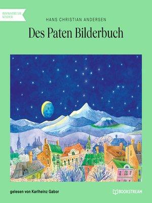 cover image of Des Paten Bilderbuch