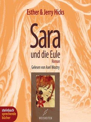 cover image of Sara und die Eule