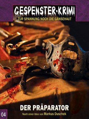 cover image of Gespenster-Krimi, Folge 4