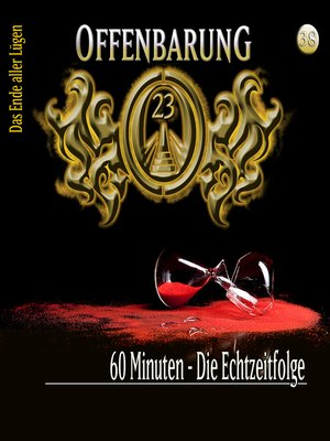 cover image of Offenbarung 23, Folge 38
