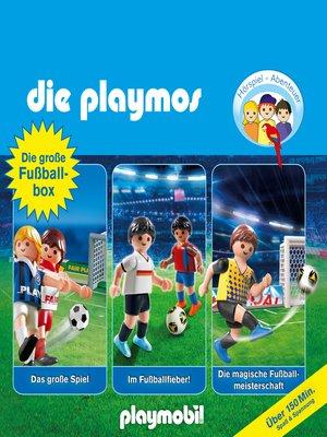 cover image of Die grosse Fussball-Box, Folgen 7, 51, 60