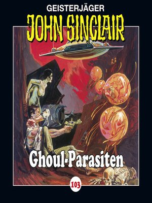 cover image of John Sinclair, Folge 103